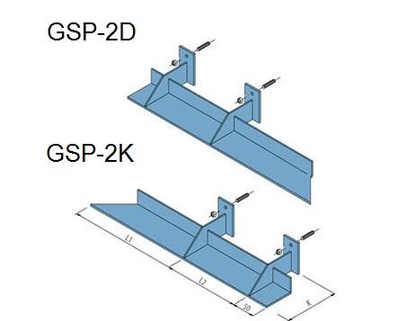 Kronšteini GSP-2D un GSP-2K