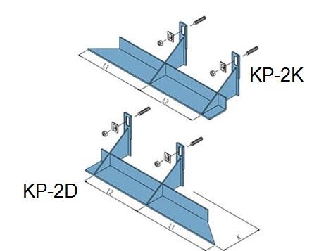 Kronšteins KP-2D un KP-2K